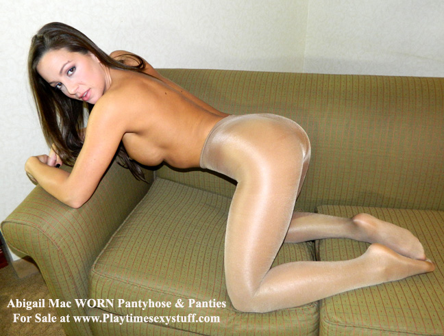 Video Shiney Pantyhose