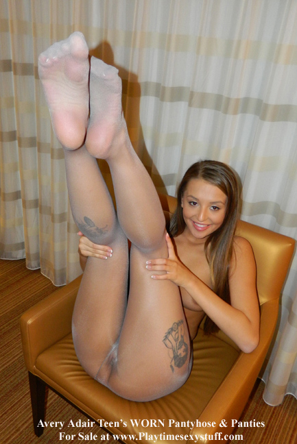 Would eat used pantyhose for sale