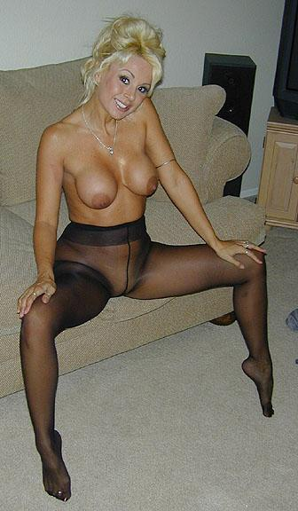 Stacy burke pantyhose