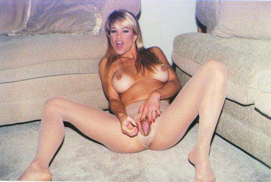Incredible solo action with the busty caylian curtis 2