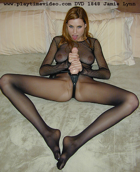 The Pantyhose bondage dvd domination