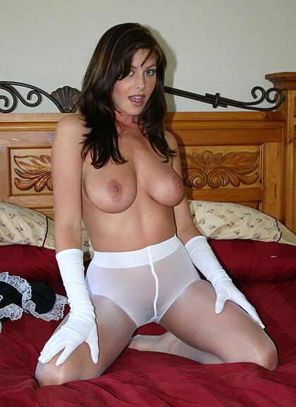 Ginger jolie pantyhose