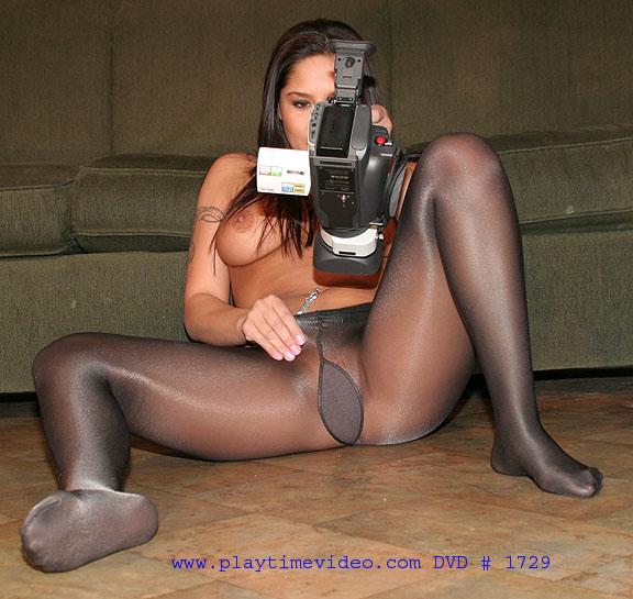 Jenaveve jolie wearing pantyhose