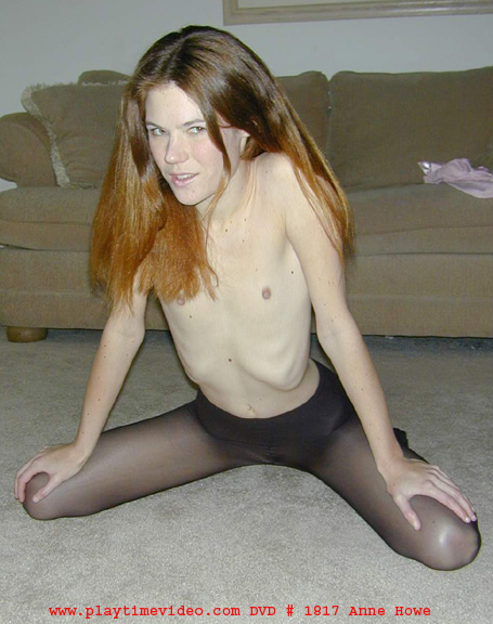 Melissa ashley pantyhose leotard solo 9
