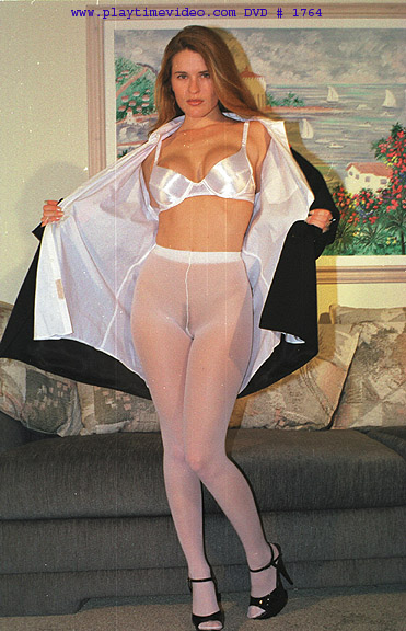 Noelle Pantyhose Panty Stocking Tease Dvd 1764