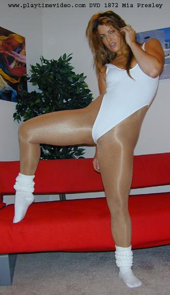 Sir. CUM pantyhose video mia presley continue, the