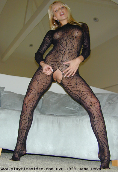 jerk your dick all over my pantyhose