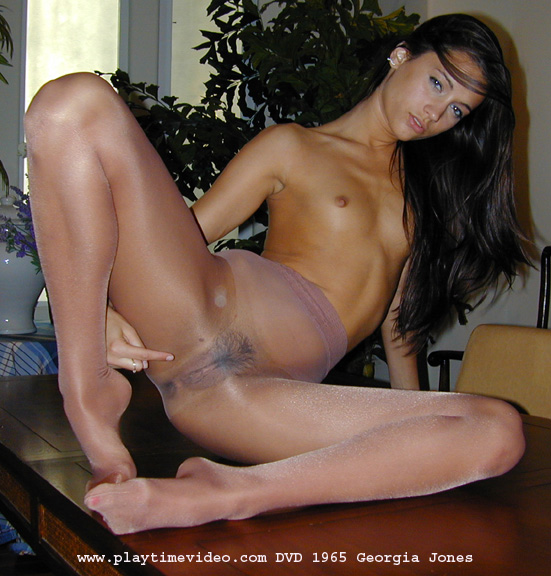 Xhamster georgia jones in pantyhose