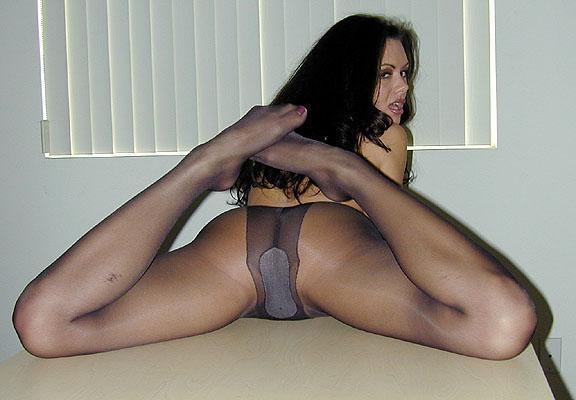Crissy moran in pantyhose