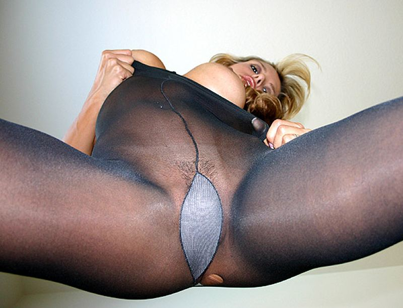 pantyhose masturbation